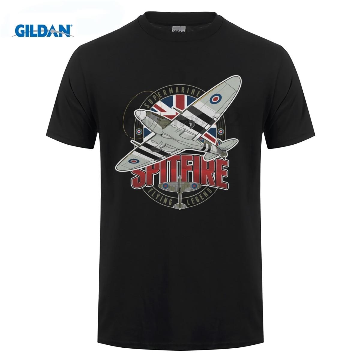GILDAN Supermarine Spitfire T Shirt