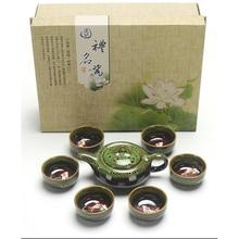 Chinese Kung Fu Tea Sets Ceramic Portable Teapot Porcelain Teaset Teaware Sets Tea Cups Of Tea Ceremony Tea Pot Gift For Friend