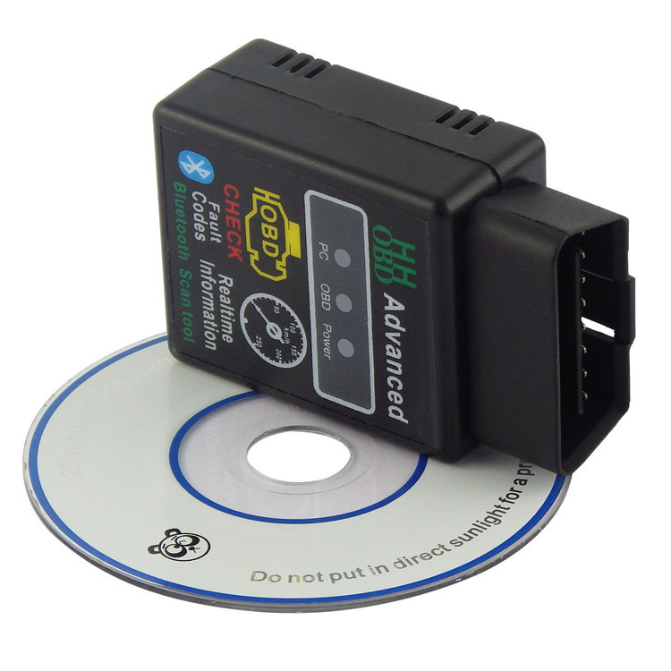 <font><b>ELM327</b></font> Wifi/<font><b>Bluetooth</b></font> Auto Diagnose Scanner OBD2 Diagnose Werkzeug ULME 327 WIFI OBDII Scanner V1.5/<font><b>V2.1</b></font> Wireless Für android/IOS image