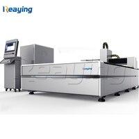 1KW Raycus fiber laser source brass sheet fiber laser cutting machine