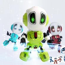 Smart Robot Toy Electronic Action Figure Toy Intelligent Sound Recording Functio