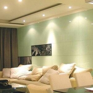 Image 5 - Точечный светодиодный светильник, потолочные лампы, круглая утопленная лампа, 3 Вт, 6 Вт, 10 Вт, 12 Вт, 15 Вт, светодиодный комнатный Точечный светильник, AC 110 В, 220 В, 230 В, 240 В