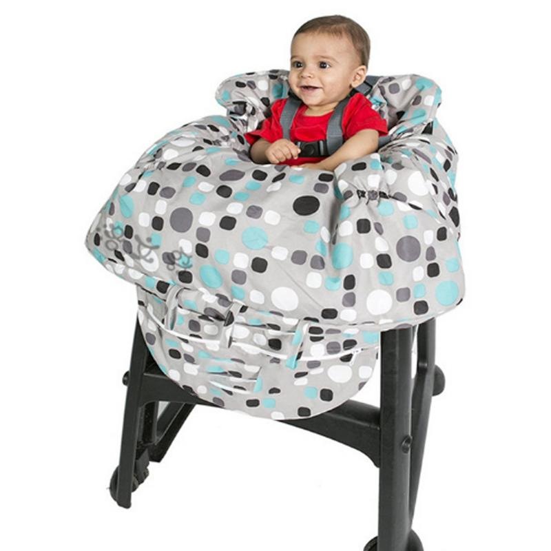 Car Seats & Accessories 2019 New Multi-function Baby Children Folding Shopping Cart Cover Baby Shopping Push Cart Protection Cover Safety Seats For Kids A Great Variety Of Models Safety Equipment