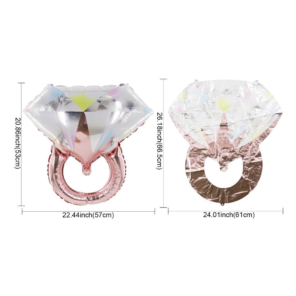 """Novia A Ser-Corona Y DIAMANTES 12/"""" globos de látex de color de rosa caliente paquete de 5"""