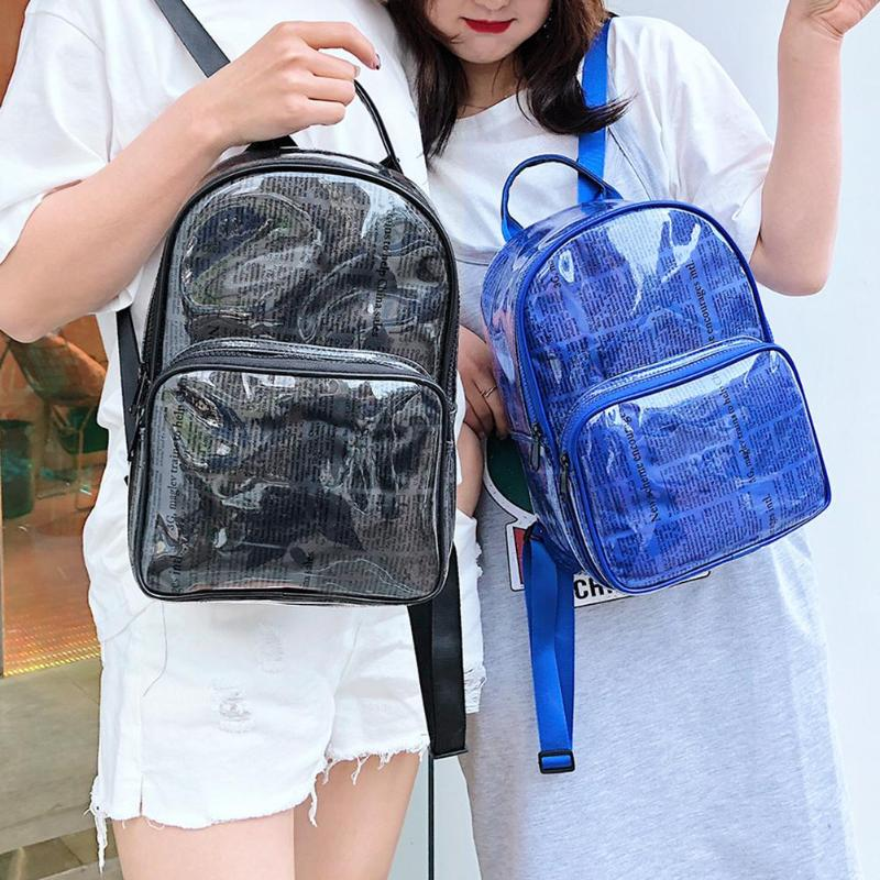 Unisex Newspaper Print Canvas PVC Backpack Travel Casual Student Schoolbags For Teen Girls Boys fashion Designer Packs 2019 NewUnisex Newspaper Print Canvas PVC Backpack Travel Casual Student Schoolbags For Teen Girls Boys fashion Designer Packs 2019 New
