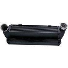 Intercooler de montaje frontal para BMW E90,E91,E92,E93,E81,E82 520mm x 200mm x 145mm 335i