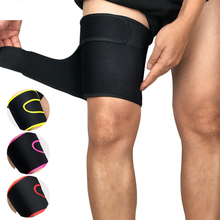 d93ec1de4c 1PC Outdoor Sports Leg Sleeve Support Brace Knee Pads Kneepad Basketball  Sport Compression Calf Stretch Brace