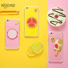 KISSCASE Cat Patterned Case For iPhone 6 6s 7 8 Plus Cases 3D Cute Animal Phone Cover X 6S Accessories 10