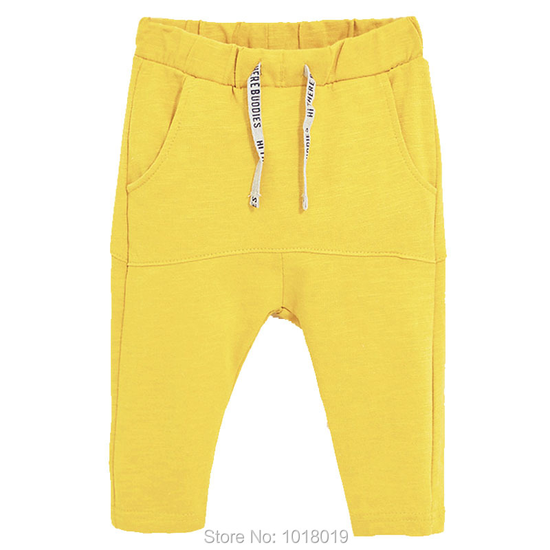 Branded New 2019 Quality 100% Terry Cotton Baby Boys Clothes Casual   Pants   Kids Summer Bebe   Pants     Capris   Boys Children's Clothing