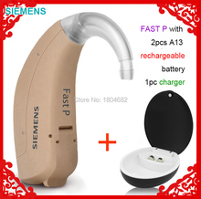 2020 LOWEST PRICE! SIEMENS Touching Hearing aid Amplifier Hearing Aids Touching. Sound Amplifier FAST P BTE Hearing ear