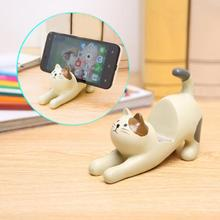 Astronaut & Cat Phone Stand