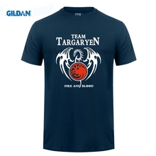 GILDAN Game of Thrones Targaryen T Shirt Men Women T-Shirt Cotton Tshirt GOT Tee Unisex Clothing Short Sleeve Plus Size