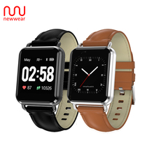 Newwear Q13 Smartwatch Men ECG+PPG Blood Pressure Heart Rate 1.3