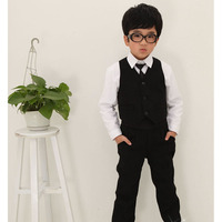 2019 New Boys Formal Suit Fashion Wedding Kids Boy Suits Party Boys Blazers Summer Boys Clothes Set