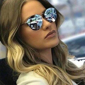 3e872310f Óculos Sol Feminino Olho De Gato UV400 ...