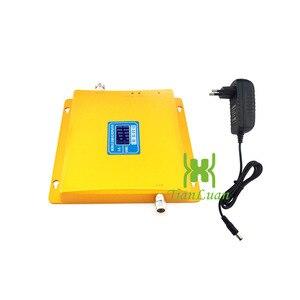 Image 2 - TianLuan סלולארי אות מהדר 3 גרם 2100 mhz 2 גרם 900 mhz נייד אותות בוסטרים W CDMA UMTS GSM הסלולר אות מגבר מלא סט
