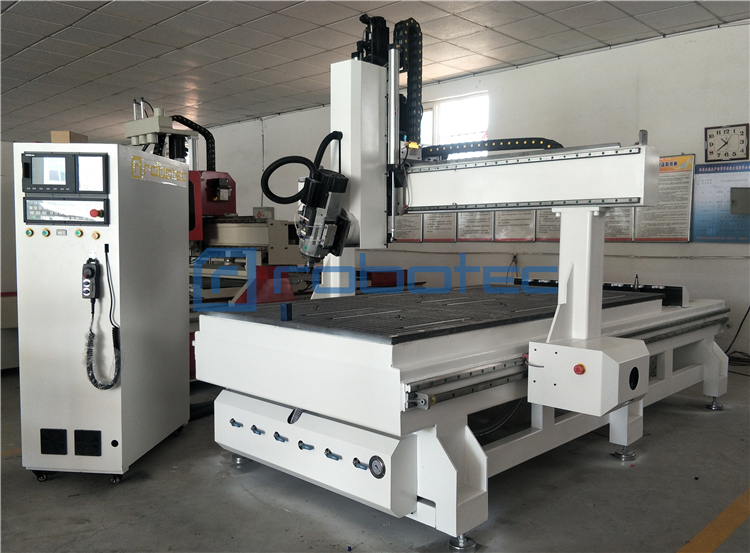China 3d Wood Carving 4 Axis CNC Router Swing Head CNC Aluminum Artcam CNC Machine With Auto Tool Changer in Wood Routers from Tools