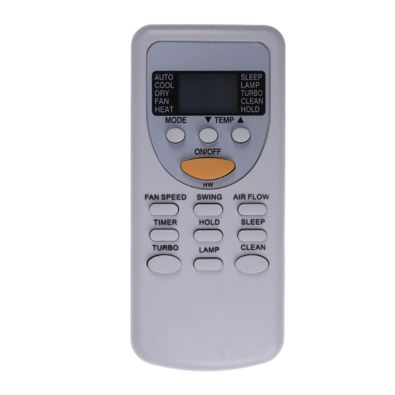 Universal AC RC Air Conditioner Remote Control Replacement Remote Control Unit for Chigo ZH/JT-03