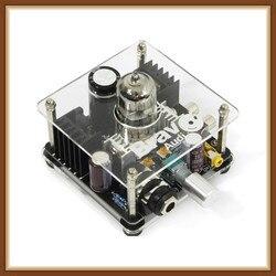 Bravo Audio V1 Valve Class A Russian EH 6922 Tube Headphone Amplifier Preamp Audio AMP