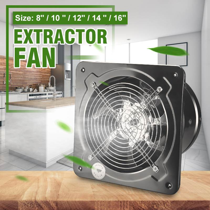 Industrial Ventilation Kitchen Toilet Exhaust Fans