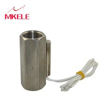 MKELE MK-PFS8 Stainless Steel Mini Mechanical Magnetic Control Liquid Piston Water Flow Sensor Switch