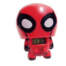 1 Pc Hot Sale Children's Cartoon Watches Electronic Watches Action Figure Toy Bo