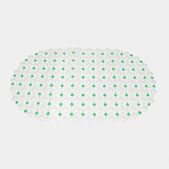 62*35 centimetri di tessuto Non-slip Da Bagno Zerbino Vasca Da Bagno Zerbino s Vasca Da Bagno Zerbino Bagno Doccia Pad Trasparente Tappeto IN PVC prodotti per il Bagno Tazza di Aspirazione