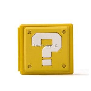 Image 2 - Nintend Schakelaar Accessoires Draagbare Game Kaarten Case Shockproof Hard Shell Opbergdoos Voor Nintendo Switch Ns Games