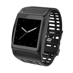 Image 1 - Z01 Smart Bracelet Ip67 Waterproof Fitness Tracker Pedometer Activity Monitor Wristband Big Dial Smartband Heart Rate Smart Ba