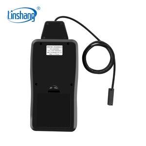 Image 3 - Linshang LS126A misuratore di luce UV irradiazione ultravioletta per UVA LED sorgente luminosa della macchina polimerizzante sensore sonda ultra piccola da 7mm