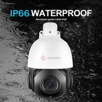 IMPORX 5MP 36X аудио PTZ IP сети Камера POE с переменным фокусным расстоянием HD, хорошие продажи, для использования на открытом воздухе, Водонепроница