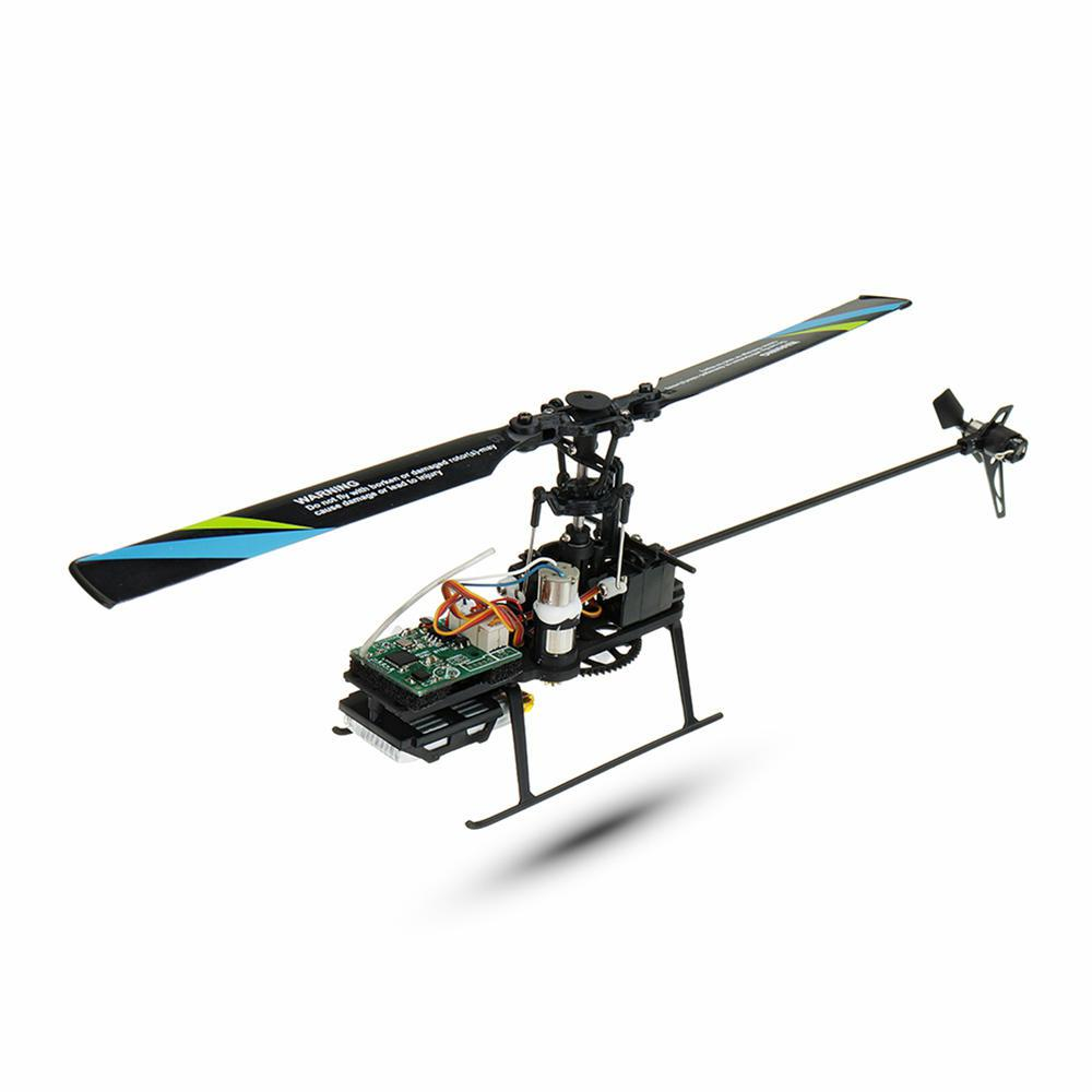 Image 4 - WLtoys V911S 2.4G 4CH 6 Aixs Gyro Flybarless RC Helicopter BNF Remove Control Plane Children Birthday Gift Outdoor Toy for Kids-in RC Helicopters from Toys & Hobbies