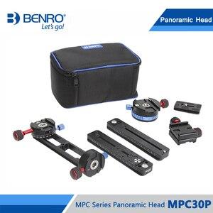 Image 5 - Benro MPC30P głowica panoramiczna przez trzy Dimentional fotografowanie panoramiczne aluminium Benro serii MPC głowica panoramiczna DHL darmowa wysyłka