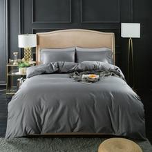 1個無地布団カバー多色オプション布団カバーツインフルクイーンキングサイズ100% 綿キルトカバー寝具