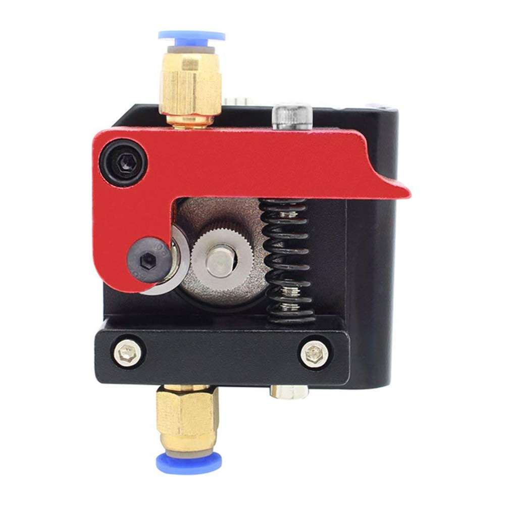 Rechterhand Mk8 Remote Extruder Accessoires 1.75mm/3mm Filament Alle Metalen Remote Extruder Frame Blok Voor Reprap 3d Printer Kos Rijk Aan PoëTische En Picturale Pracht