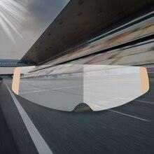 Прозрачное Анти-туман патч мотоциклетный шлем, полностью закрывающий лицо общего назначения для K3 K4 AX8 LS2 HJC Marushin линза шлема Анти-туман козырек