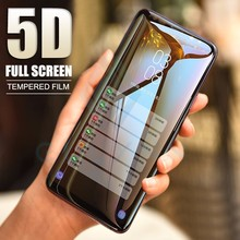 GULYNN 5D Screen Protector Film On The For Samsung Galaxy J3 J5 7 2017 2018 Tempered Glass J4 J6 J8 A6 A8 Plus