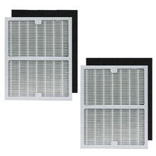 2 Pack IAF-H-100A Hepa & Pre-filters Set for Idylis Air Purifiers AC-2119, IAP-10-100, IAP-10-150, IAPC-40-140, Model # IAF-H-