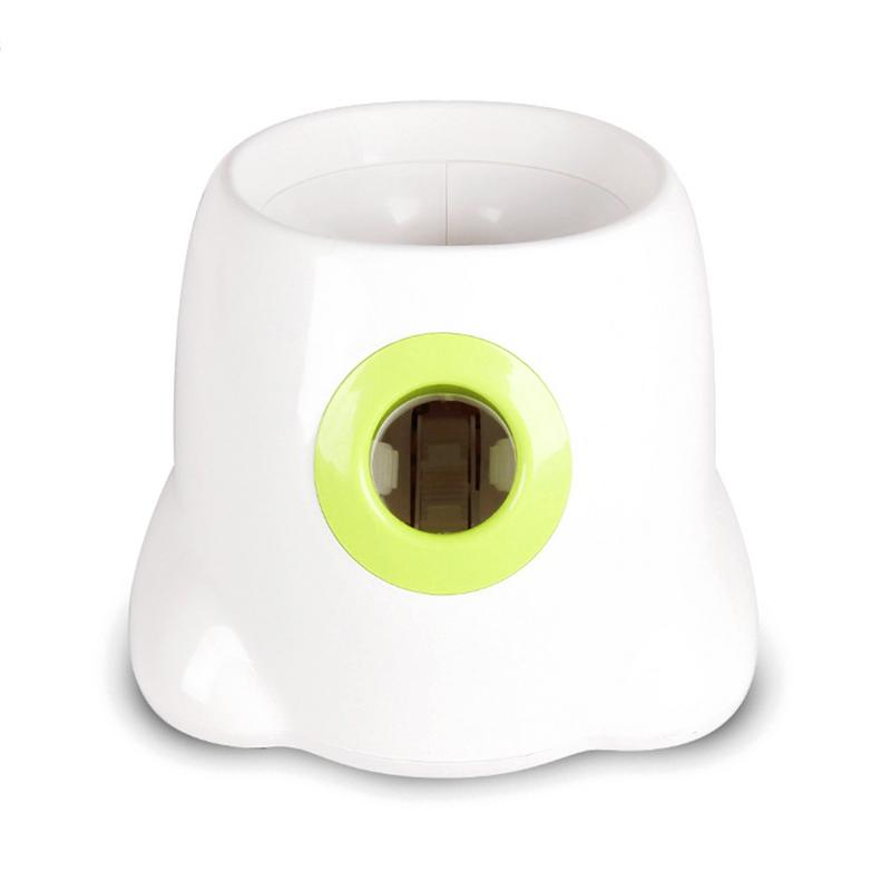 Automatic Ball Launcher For Pet Dogs Timing Tennis Ball Launching Machine Interactive Toy For Pets And
