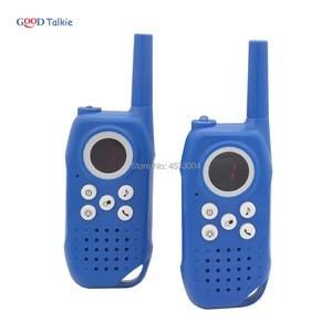 Image 4 - Kids walkie talkie portable interphone 2 way radio