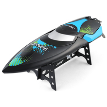 JJRC S1 Pentium / S2 Shark S3 Latitude 2.4GHz High Speed 25km/H RC Boat Ship Speedboat 2CH Portable Mini Remote Self-Rightin