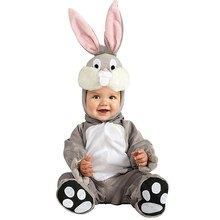Infant Toddlers Baby Boys Girls Rabbit Bunny Cosplay Costume for Halloween Christmas Purim Holiday Easter Day