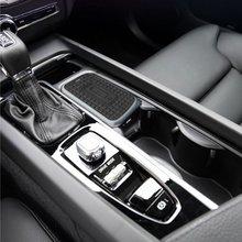 Accessori Per auto Auto Del Telefono di Ricarica Qi Caricabatterie Senza Fili Per Volvo XC90 S60 XC60 S90 C60 V60 Per La Nota di Samsung 9 s9 S8