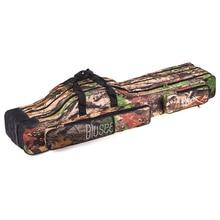 Fishing-Bag Backpack-Storage Blusea Carry-Bag 3-Layers Rod Folding Portable 120cm/150cm