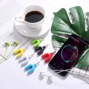 Image 2 - 3.5mm הארכת אוזניות אוזניות אודיו ספליטר 1 זכר 2 נקבה כבל מתאם ממיר מחבר מתאם באיכות גבוהה חמה