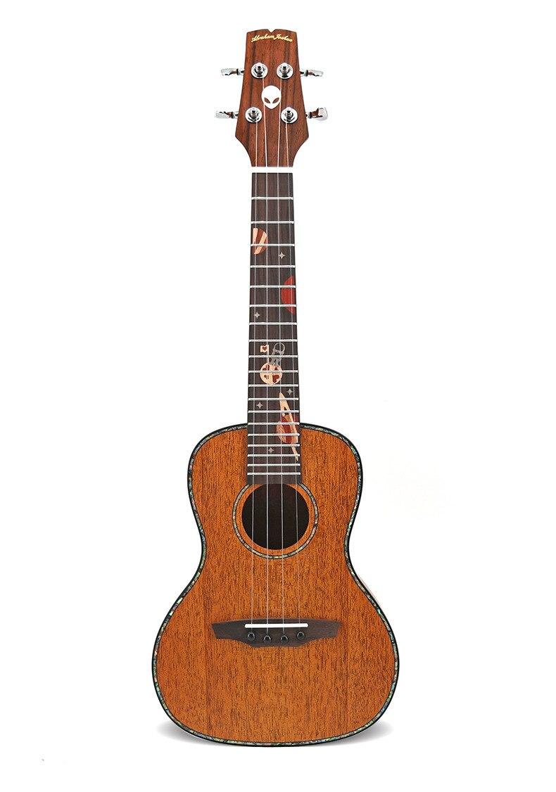 23 pouces ukulélé Hawaii quatre instruments à cordes enfants étudiant petite guitare