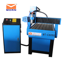 MORN New 6090 Cnc Router With Tool Magazine Agent wanted small cnc wood cutting machine