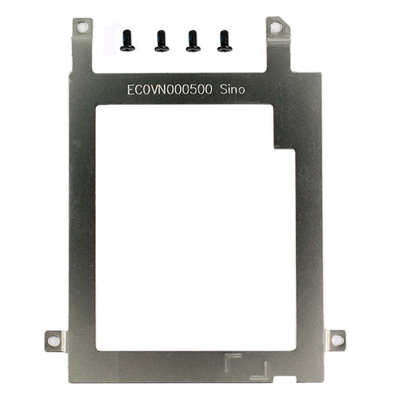 HDD Caddy For Dell D610 Hard Drive Cover Caddy IDE Connector Adapter P//N:D5410