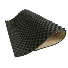 20MM Car Sound Deadener Noise Insulation Acoustic Dampening Foam Subwoofer Mat(China)