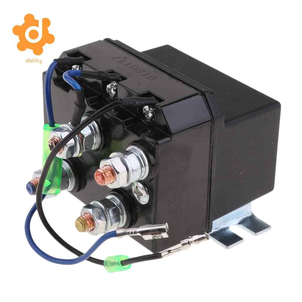 hight resolution of  200 amps dc winch motor reversing solenoid relay switch 12 volt contactor